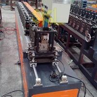 F shape Silver ceramic Tile trim forming machine