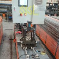 L profile light steel keel forming machine