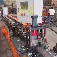80-220 C purlin profile roll forming machine